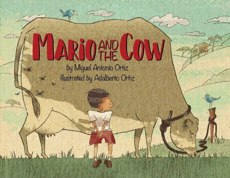 Mario and the Cow