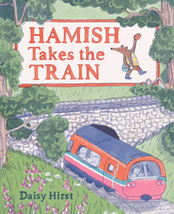 Hamish Takes the Train