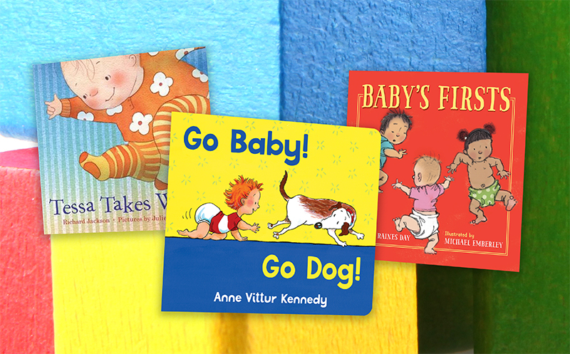 Great Books: Baby Time!