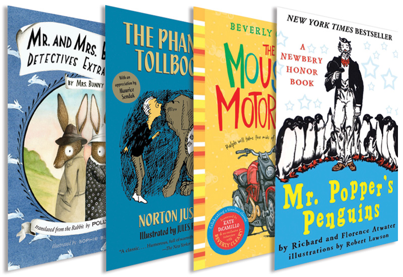 Read-Alouds for the Whole Family