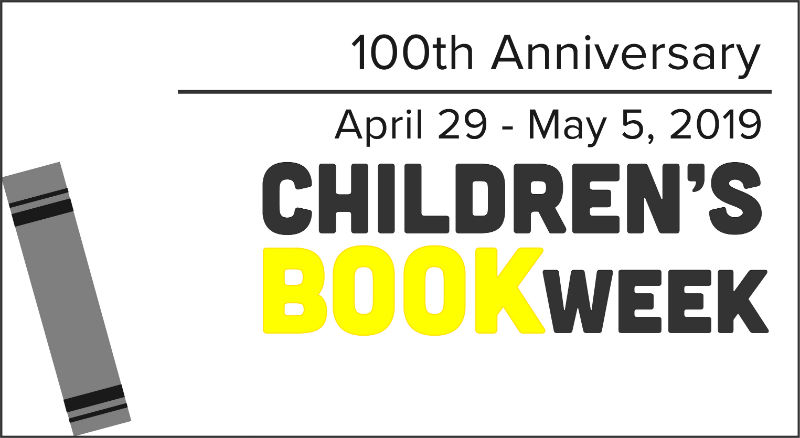 Mark the Centennial Celebration of Children's Book Week