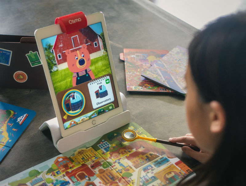 Osmo's Detective Agency Offers Geography, Culture, and Mysteries to Solve | Tech Review