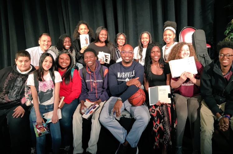 Teacher Reflects As Student Founders of ProjectLIT Prepare to Graduate