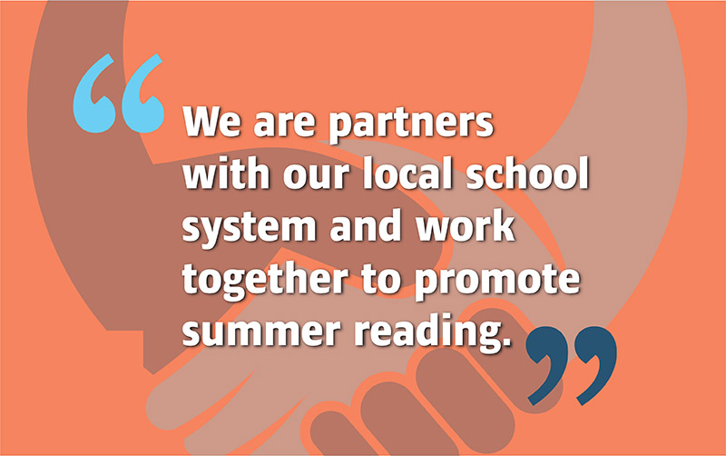 Summer Partnerships Between Public Libraries and Schools Bring Big Rewards