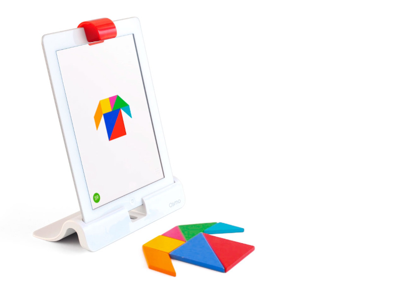 Osmo's Little Genius Starter Kit Gives Young Learners Interactive, Hands-On Educational Experience | Tech Review