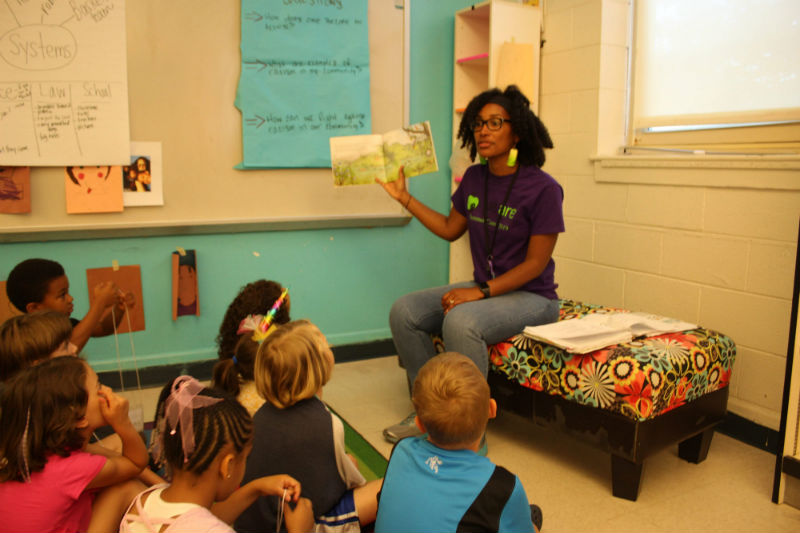 North Carolina Organization Runs Literacy-Based Anti-Racism Camp for Kids, Professional Development for Educators