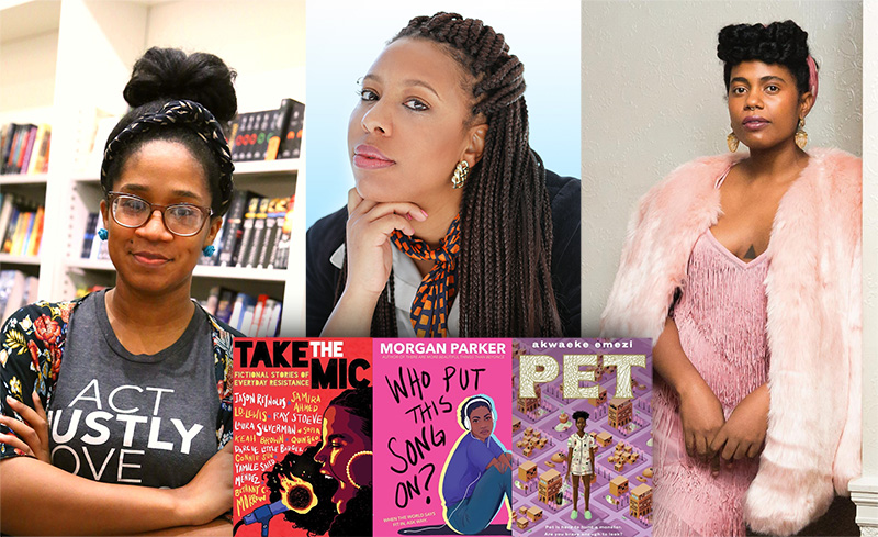 Three Literary Fiction and Poetry Authors Turn to YA