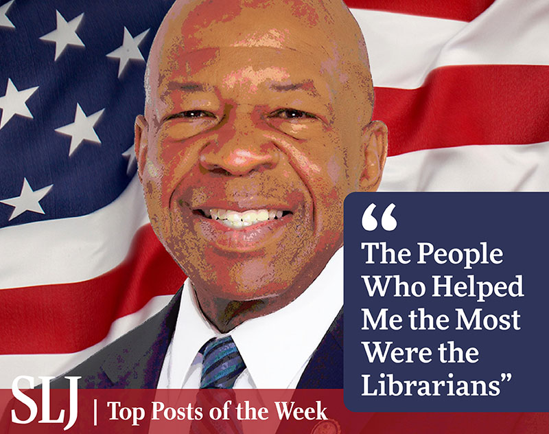 """This Makes Me Proud To Be a Librarian"" 
