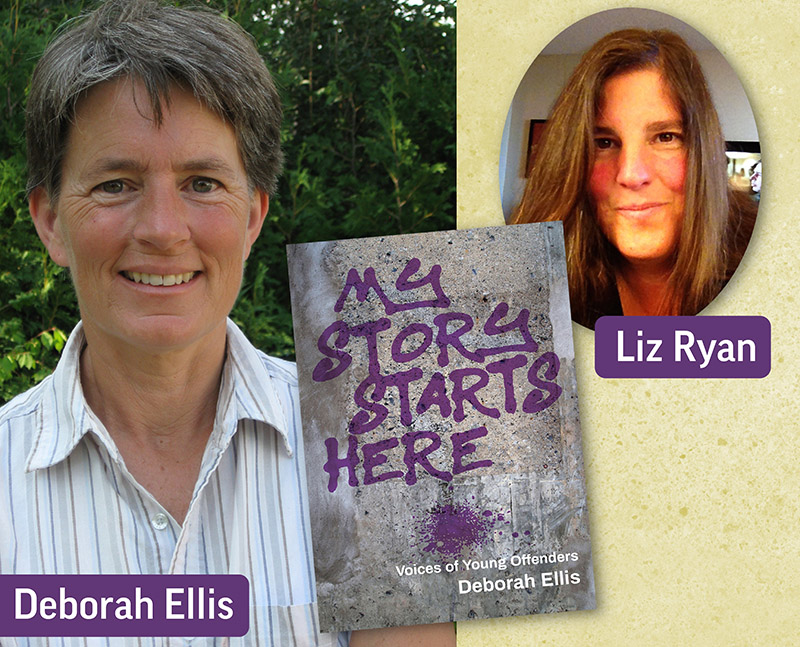 Youth, Interrupted: Author Deborah Ellis and Youth First President & CEO Liz Ryan in Conversation