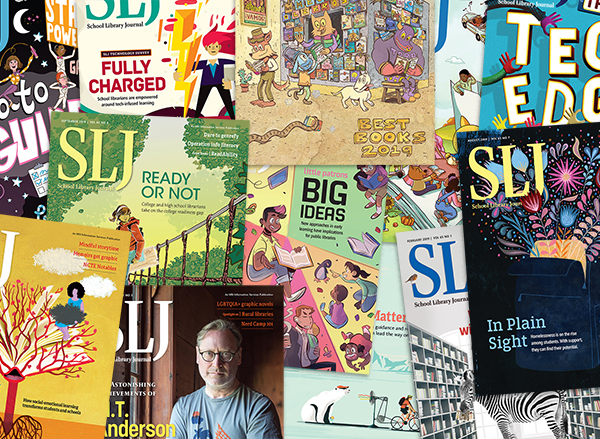 The Year in SLJ Covers | 2019