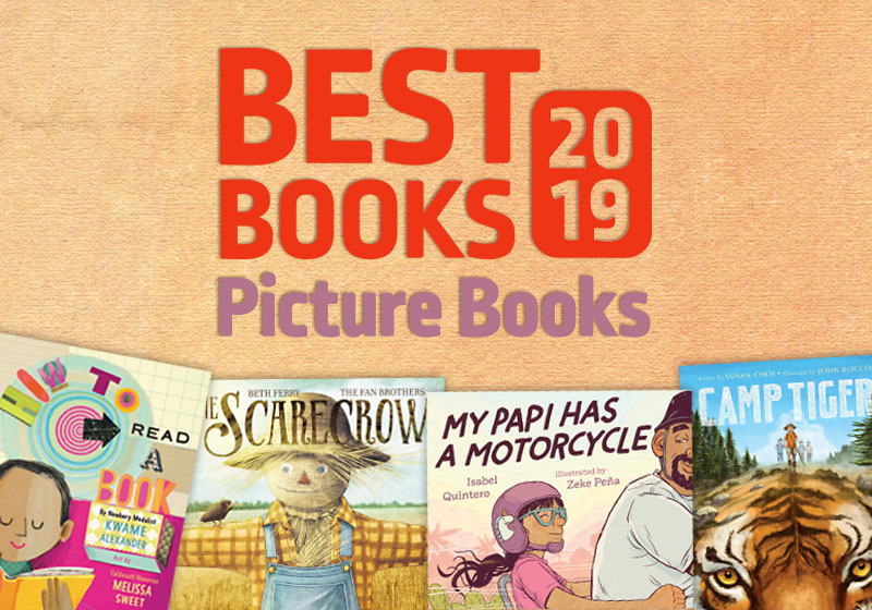 Best Picture Books 2019 | SLJ Best Books