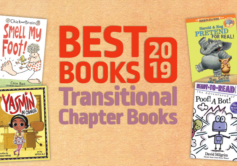 Best Transitional Chapter Books 2019 | SLJ Best Books