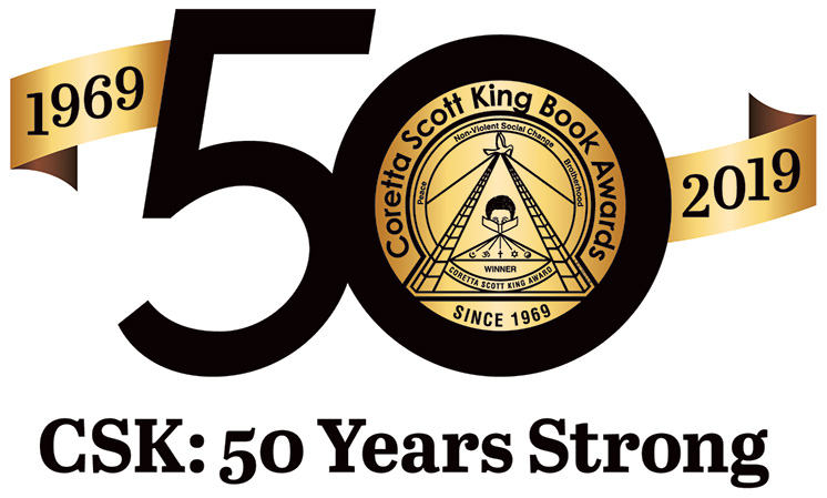 Ceremony Celebrates 50th Anniversary of Coretta Scott King Book Awards