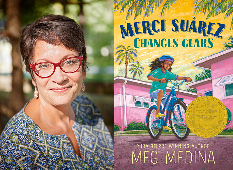 Meg Medina on the Meaning of 'Merci' and the Newbery Medal