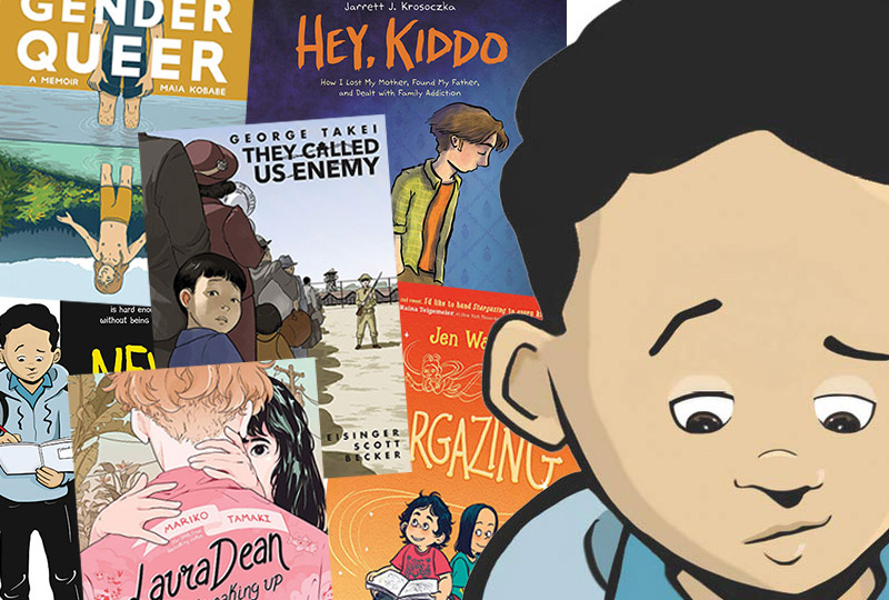 Graphic Novels Break Through at the 2020 Youth Media Awards