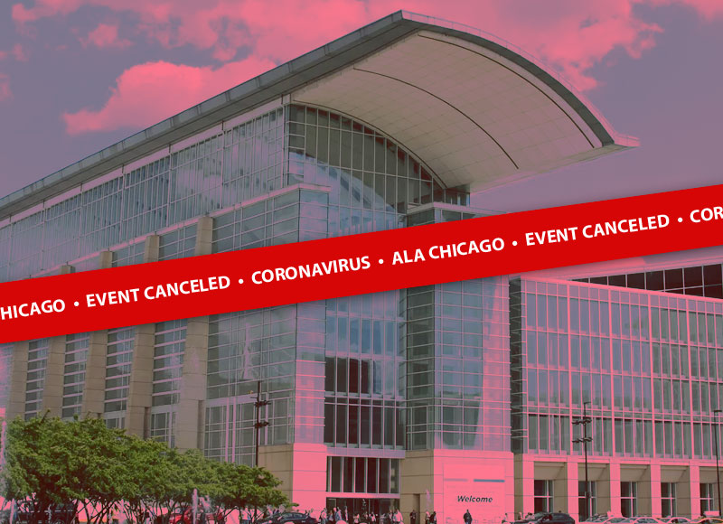 ALA Cancels Annual Conference Due To Coronavirus
