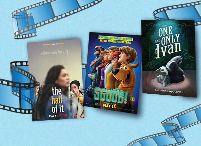 Read-Alikes for 'Scoob!', 'The One and Only Ivan,' and Other New Film & TV Releases