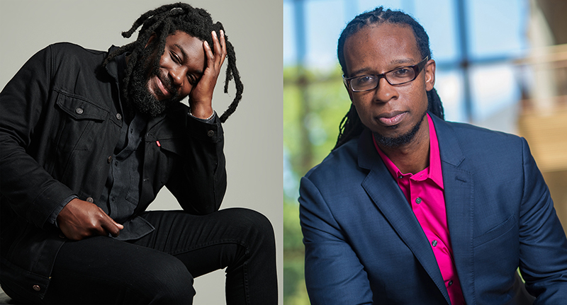 Jason Reynolds, Ibram Kendi in Conversation | SLJ Day of Dialog 2020