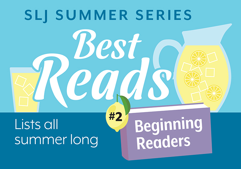19 Books for Emerging and Brand New Readers | Summer Reading 2020