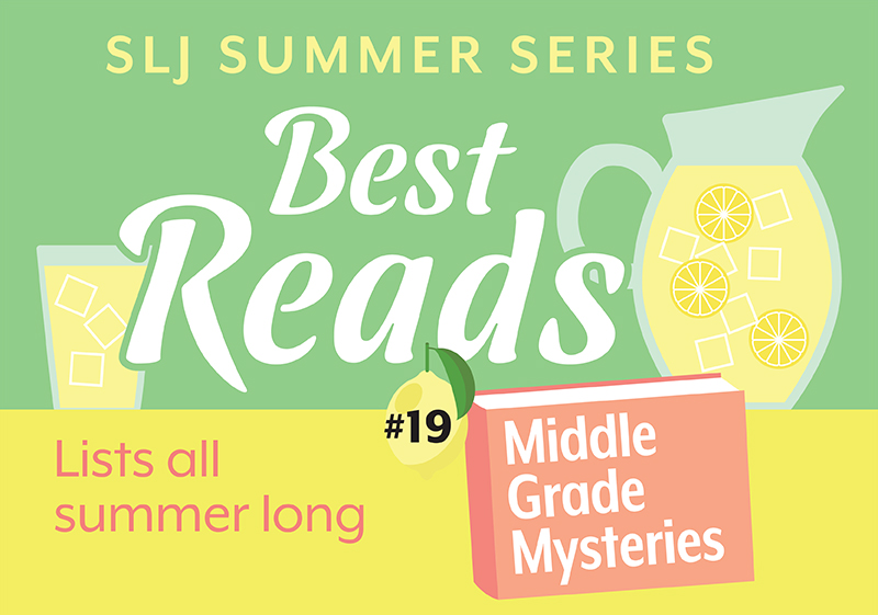 From Red Herrings to Whodunits: 14 Awesome Middle Grade Mysteries | Summer Reading 2020