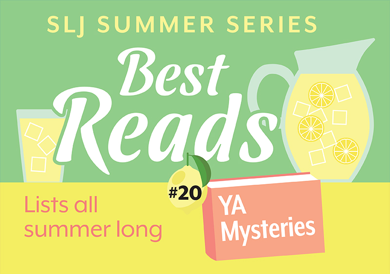 10 YA Mysteries To Give You Chills | Summer Reading 2020