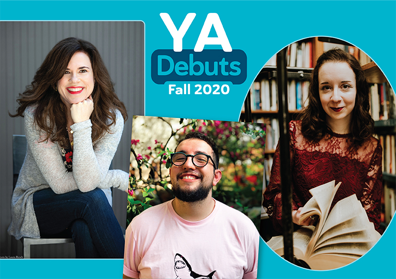 Three Debut YA Authors Explore Identity and Connection