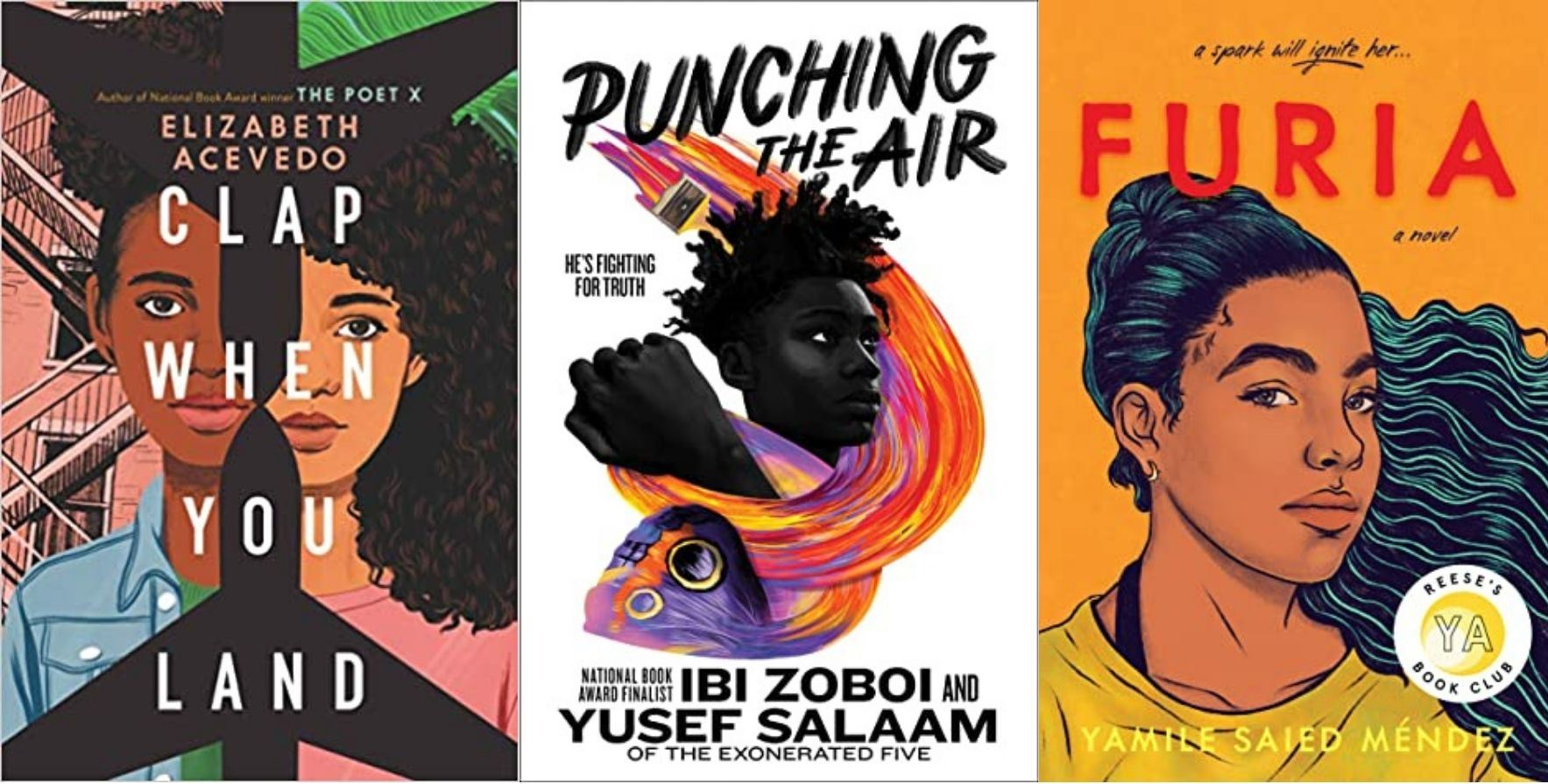 23 Latinx YA Picks for Latinx Heritage Month and All Year Long