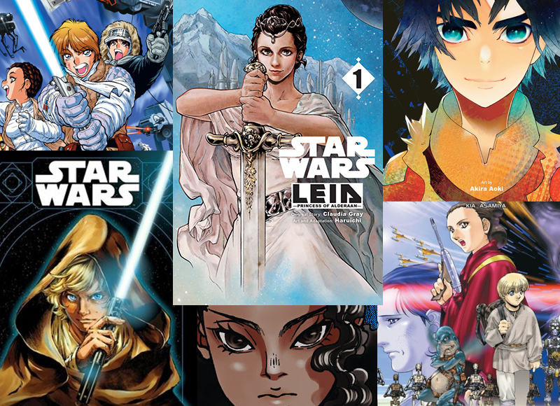 8 Star Wars Series You Don't Want To Miss | Mondo Manga