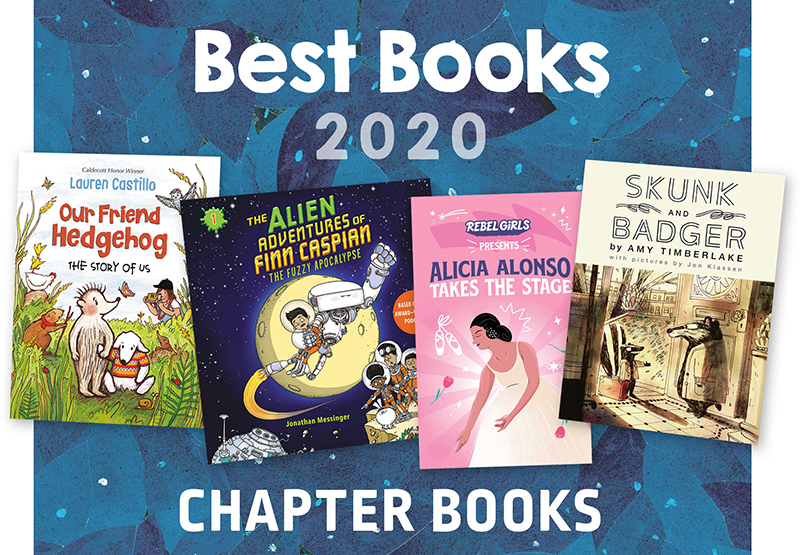 Best Chapter Books 2020 | SLJ Best Books