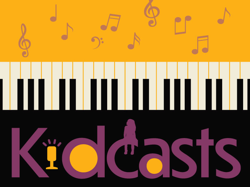 Eight Podcasts About Music To Ring in the New Year | Kidcasts