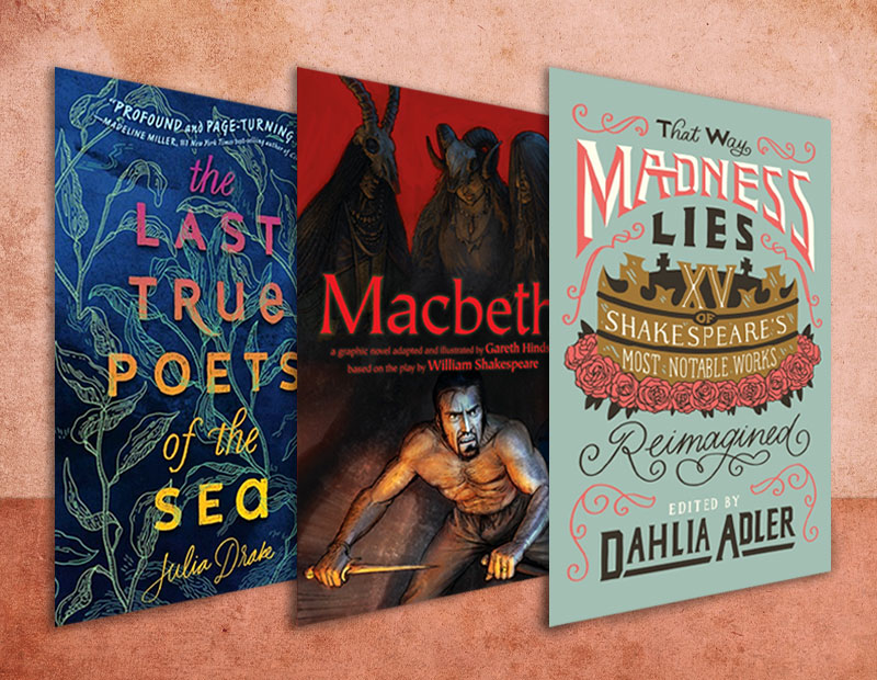 10 YA Novels Re-imagine Shakespeare Works