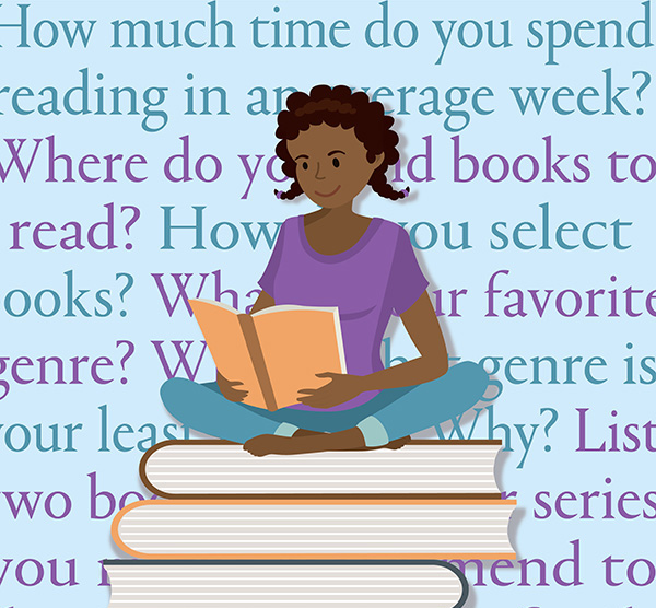Use Reading Surveys to Celebrate Readers and Kickstart More Reading | Donalyn Miller