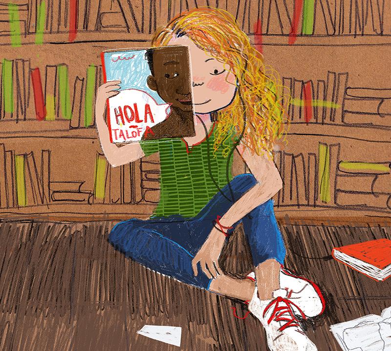 www.schoollibraryjournal.com: Why White Children Need Diverse Books