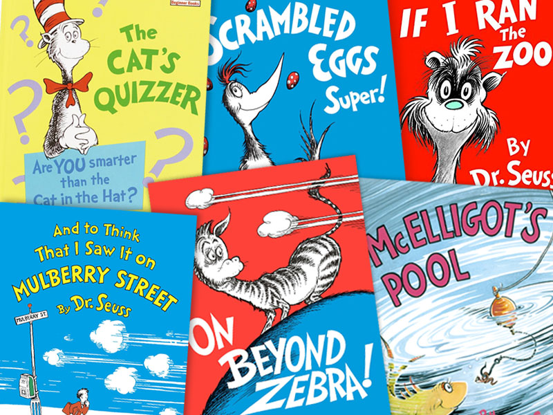 Six Dr. Seuss Titles Deemed