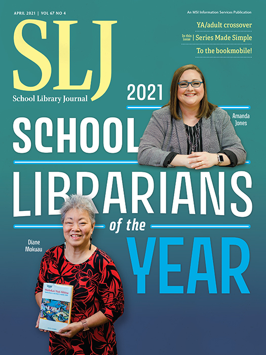 Amanda Jones and Diane Mokuau Named 2021 School Librarians of the Year