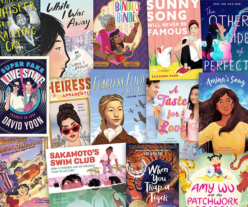 22 Stellar Reads for Asian American Pacific Islander Heritage Month