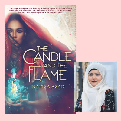 The Candle and the Flame: Finding the Power of Story