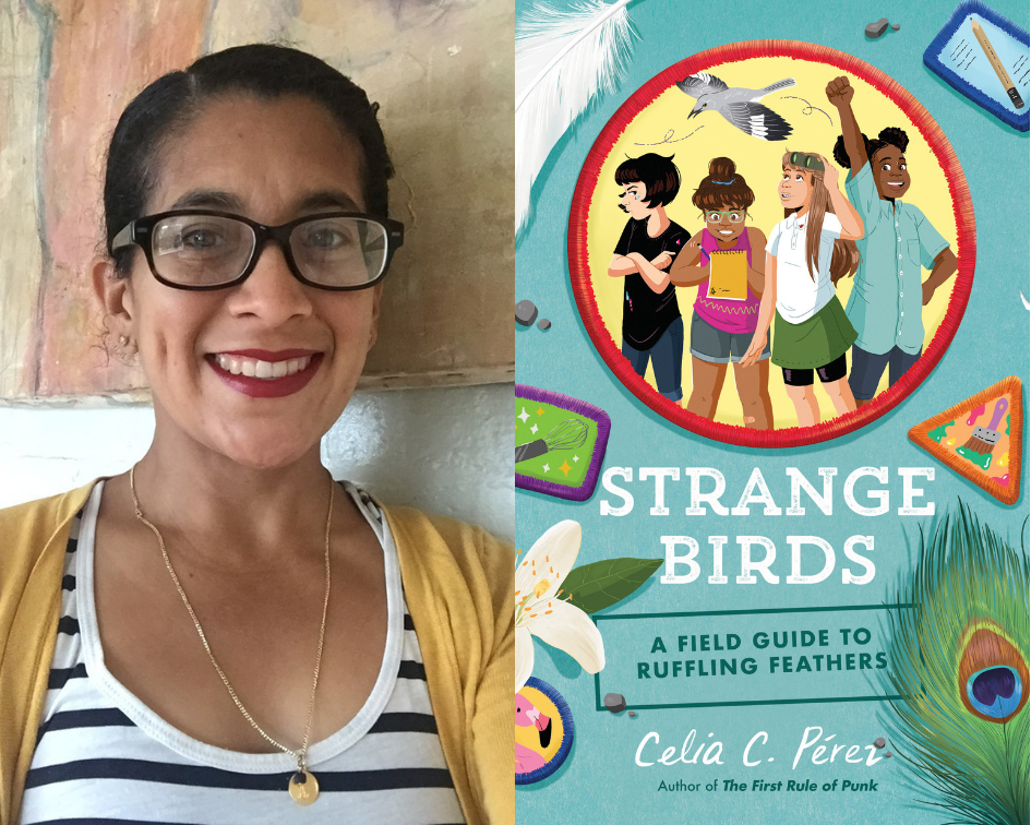 Speaking Up and Acting Out with Celia C. Pérez