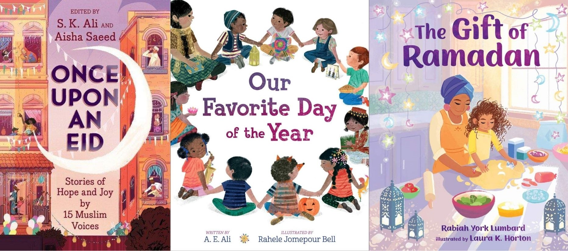 6 Titles That Spotlight Ramadan and Eid for Young Readers