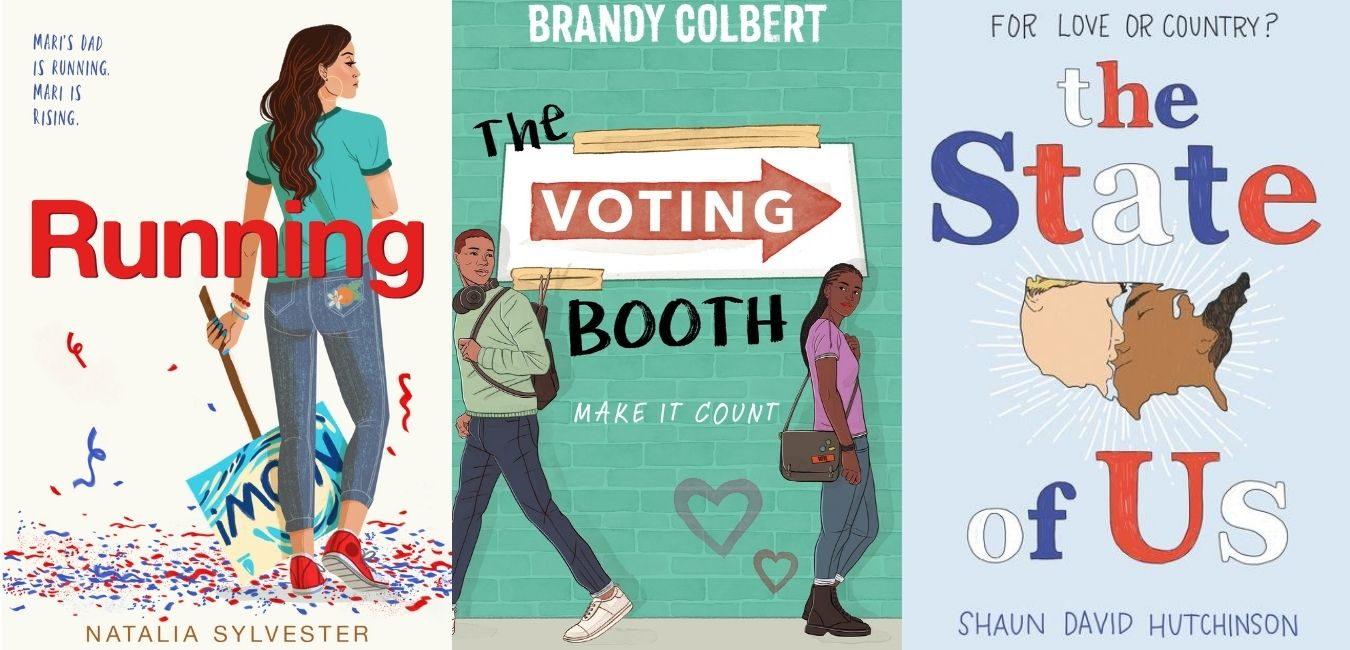 More Than Voting: 6 Election-Themed YA Novels Tackle Relationships and Political Engagement