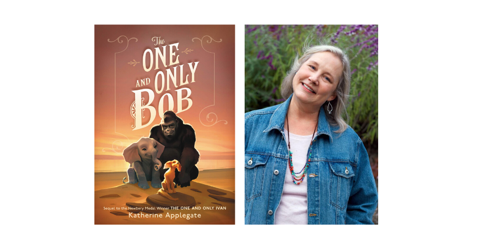 What About Bob? Four Questions for Katherine Applegate on the Highly Anticipated Sequel to