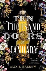 Ten Thousand Doors of January cover