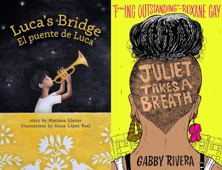 37 Kidlit and YA Titles in Honor of Hispanic Heritage Month