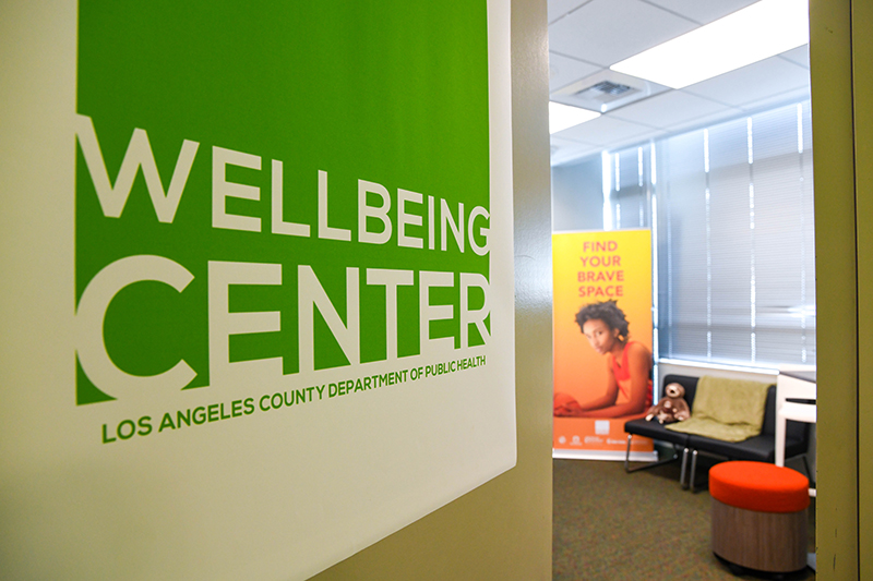L.A. County High School Wellbeing Centers Continue to Serve Students