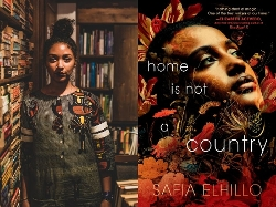 Safia Elhillo / Home is Not a Country