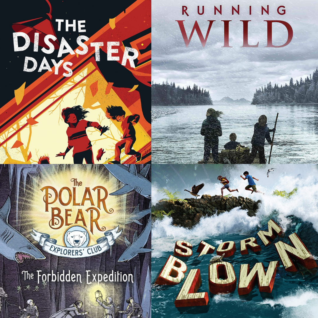 10 Adventure-Filled Middle Grade Reads | Summer Reading 2020