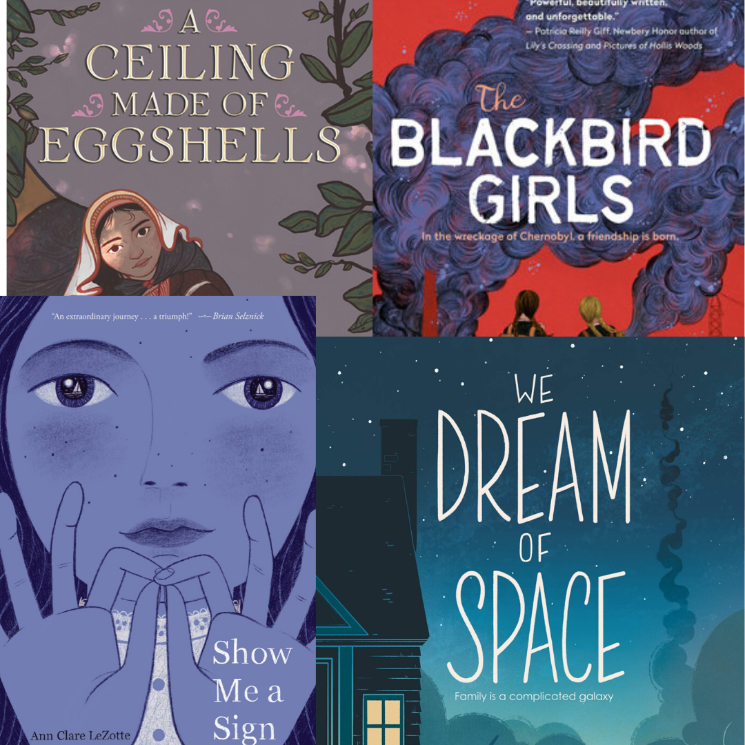 14 Novels Set in the Past for Middle Grade Fans of Historical Fiction | Summer Reading 2020