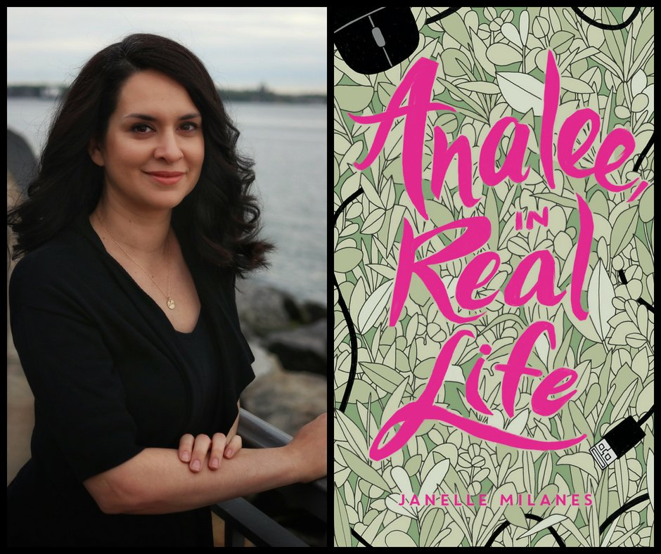 "Getting Real with Janelle Milanes About ""Analee, in Real Life"""