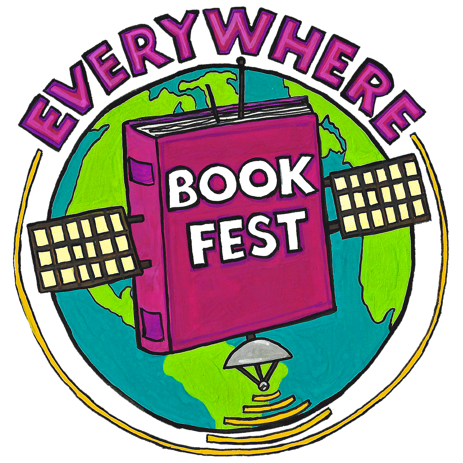 Kid Lit Authors Organize Virtual Book Festival for May