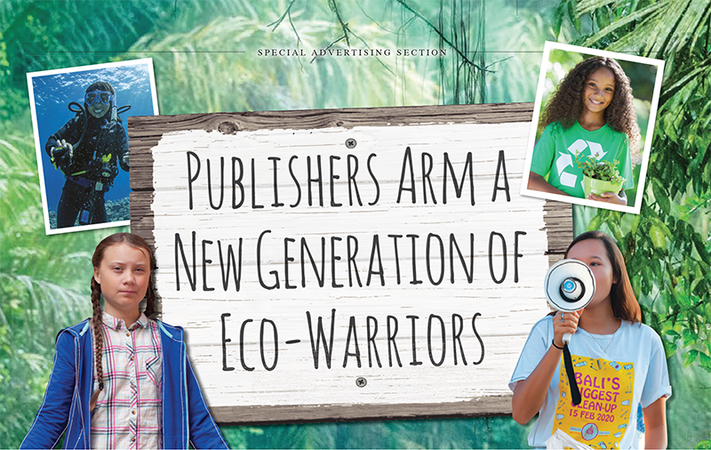 Publishers Arm a New Generation of Eco-Warriors